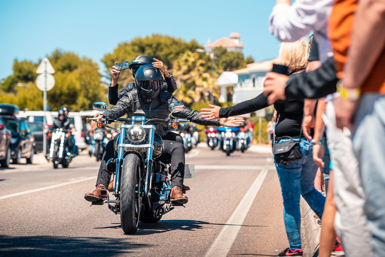 Thumb harley davidson   hog rally 2019   cascais   day 3   025